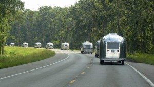 Rallies have been a part of the Airstream experience since the early days.