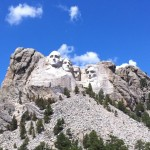 What a rush! (Sorry, sorry...) Mount Rushmore is touristy, but it's not tacky. The monument is still impressive after all of these years.