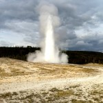 The world's most famous geyser!