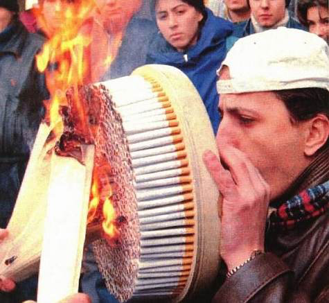 2500 Watts is overkill for most of us. But for the man who enjoys smoking 800 cigarettes at once, it may be just what the doctor ordered. He could recharge 800 e-cigs simultaneously!