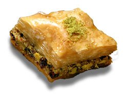 BAKLAVA - they love this stuff in Turkey and Greece. It's more popular than fried chicken in Alabama. (Click the pic for more info.)