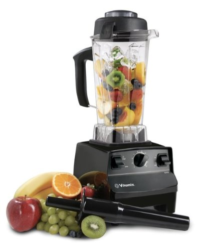 This is a Vitamix 5200, just like our own. (Click the pic for more info.)